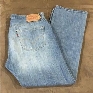 Men's Vintage Levi's 501 Jeans Straight 36 36x30